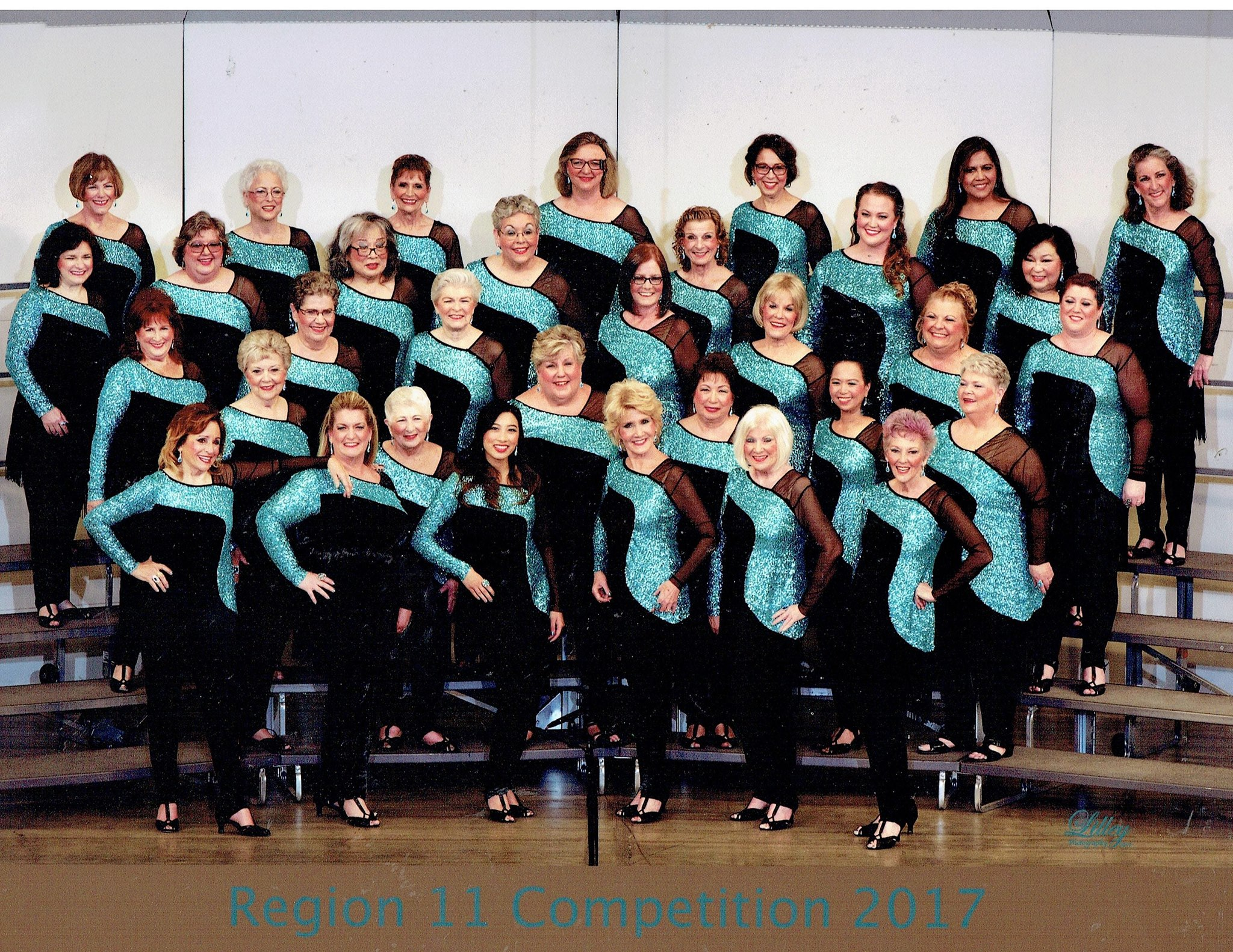 2017 Chorus Competition Photo